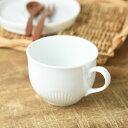 LATTE コーヒーカップ ミルクホワイト