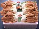 かにすき焼きかに楽しんで♪[冷凍]かにすき用ズワイガニ 殻はそのまま。たっぷり4人前(1.6kg)[ずわいがに]