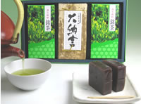 綠茶、 羊羹年中禮品 3150 10P04Aug13