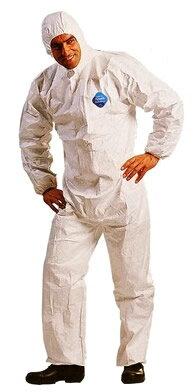 (タイベック防護服)デュポン 化学防護服・タイベックソフトウェアーTV−2型
