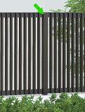 フェンス 境界 ハイパーテーション 主柱 1本 T180用 各型共通 四国化成