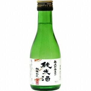 【5,000円以上送料無料】越後お福正宗 純米酒 ワンショット 180ml