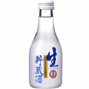 【5,000円以上送料無料】大関 生貯蔵酒 180ml