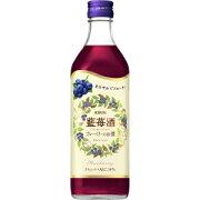 【5,000円以上送料無料】【ケース品】キリン 藍苺酒 500ml 14度 12本入り