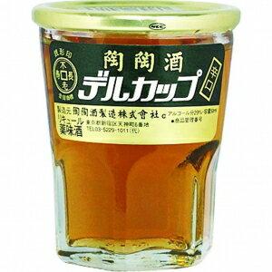 【5,000円以上送料無料】陶陶酒 銭形印 デルカップ 辛口 50ml 29度