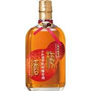 【5,000円以上送料無料】【ケース品】平和酒造 紀州梅古酒 720ml 20度 6本入り