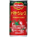 【送料別途ご案内】デルモンテ トマトジュース 190ML