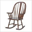 ウィンザー 「ウィンザーロッキングチェア」 選べるカラーは2色 ブラウン/アイボリー 天然木 揺り椅子 アンティーク風 Timeless Tender タイムレステンダー 【送料無料】