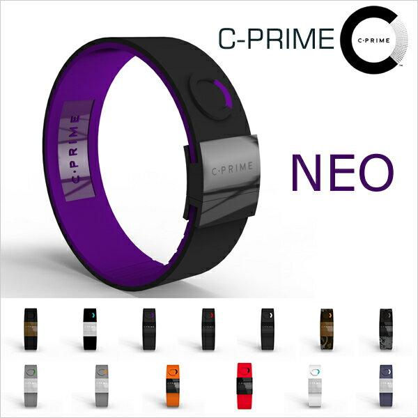 C-PRIME シープライム NEO ネオ 【正規品】 トップアスリートや海外セレブも愛用のパワーバンド! C-PRIME ギフト プレゼント ラッピング ブレスレット バランス