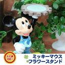 ディズニー Disney ミッキー 「ミッキーマウス フラワースタンド」 (鉢植え台/鉢台/プランター/スタンド/ポット置き) 観葉植物・植木鉢のディスプレイに...