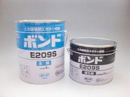 コニシボンド E209W(冬用)6kg*3セット注入補修用・充てん接着用高粘度形エポキシ樹脂