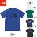 THE NORTH FACE ノースフェイス 半袖Tシャツ SS GTD Logo Crew ショートスリーブGTDロゴクルー ランニングシャツ 半袖 メンズ 男性【nt61886】陸上 ランニング用品【4000円 ぽっきり 送料無料 (沖縄 離島除く)】