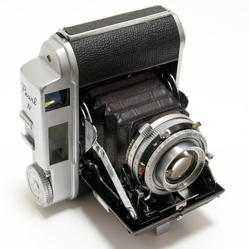 【中古】 コニカ 小西六 パール 4型 / Pearl IV 【中古カメラ】【USED】 【カメラ】 【デジカメ】 【レンズ】