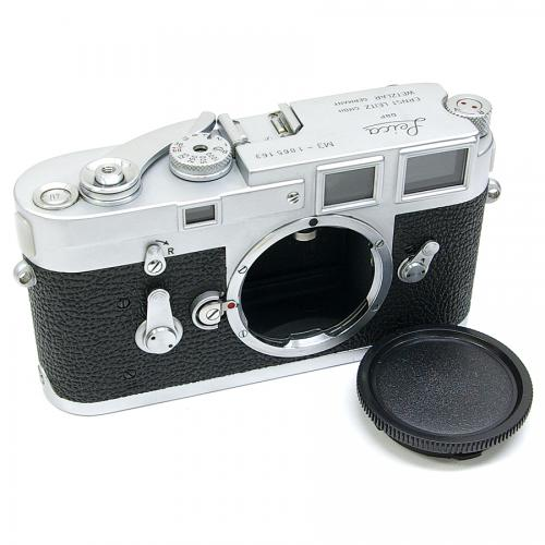 【中古】 ライカ M3 クローム ボディ Leica 【中古カメラ】 05911【USED】【カメラ】【レンズ】