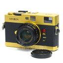 【中古】 ミノルタ CLE ゴールド 40mm F2 セット MINOLTA 中古カメラ 28760【カメラの八百富】【カメラ】【レンズ】