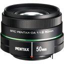 【新品】 ペンタックス smc PENTAX-DA 50mm F1.8 【PENTAX】