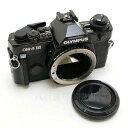 【中古】中古 オリンパス OM-4Ti ブラック ボディ OLYMPUS 【中古カメラ】 09369【USED】【カメラ】【レンズ】