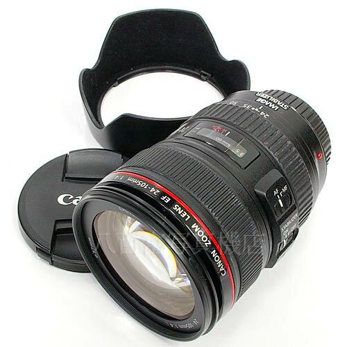 【中古】中古 キヤノン EF 24-105mm F4L IS USM Canon 【中古レンズ】 15535【USED】【カメラ】【レンズ】