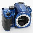 【中古】中古カメラ ペンタックス K-30 ボディ クリスタルブルー PENTAX 16756 【カメラの八百富】【カメラ】【レンズ】