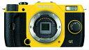 【新品】【送料無料】ペンタックス Q7 ボディ [イエロー] PENTAX ≪即納モデル≫【カメラの八百富】【デジタルカメラ】【デジカメ】
