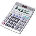 【新品】【お取り寄せ商品】カシオ JS-10WK [経理・実務電卓 デスクサイズ 10桁] CASIO【カメラの八百富】【電卓】