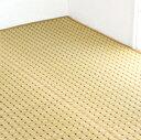 【送料無料】掛川織い草花ござ・8畳(352×352cm)