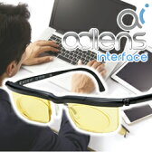 老眼鏡 アドレンズ インターフェース 度数調節 ブルーライトカットメガネ 【近視 遠視 老眼 老眼鏡 メガネ 度数調整 adlens Interface 視力 インターフェイス】 ☆05P03Dec16☆