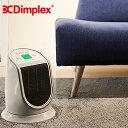 ディンプレックス コンパクトセラミックヒーター【DIMPLEX M1JGTS ファンヒーター 暖房器...