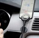 BaseusカーホルダーO型ホルダー車載ホルダーカーマウント充電ホルダーケーブルホルダーiPhoneX/iPhone8/iPhone7/iPhone6/iPhone5