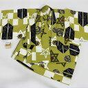 一つ身 二部式 羽織着物セット ベビー用 男児用 新品 (株)安田屋 v448135517
