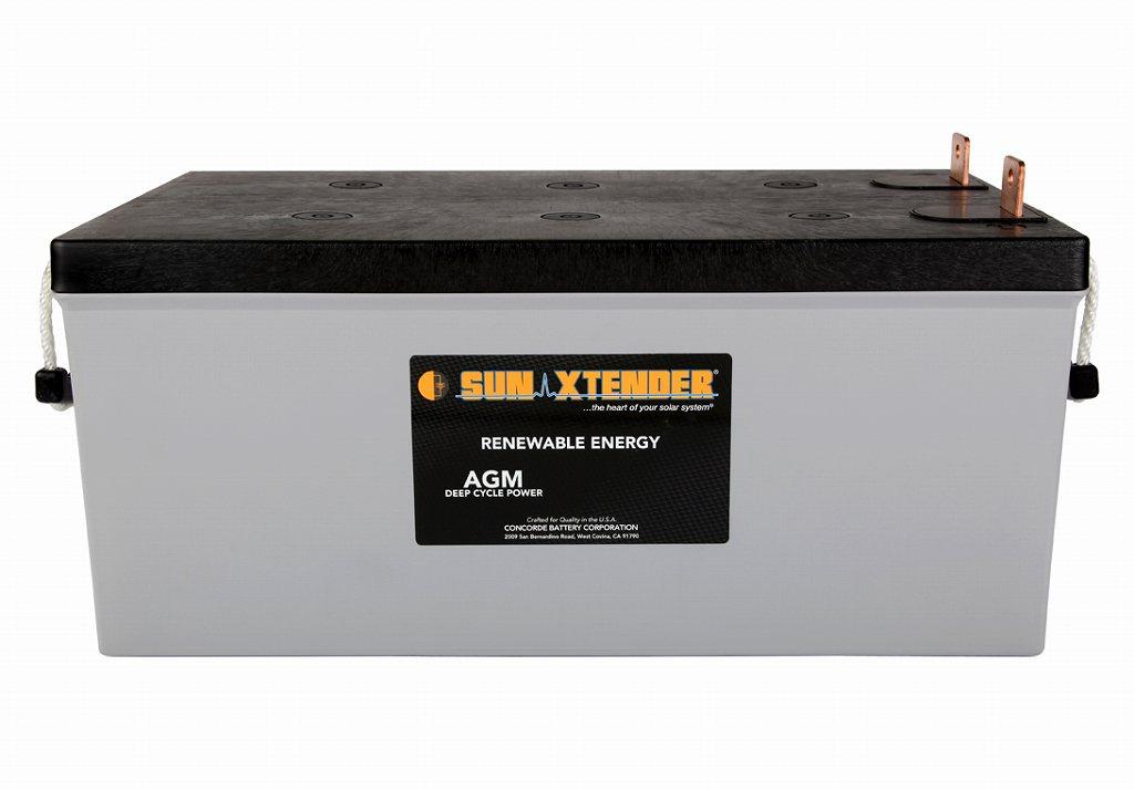 PVX-2580L Sun-Xtenderバッテリー:258Ah PVX2580L <代引不可>