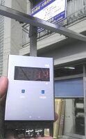 発電量モニター(1分〜1年間の発電量を記録)