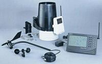 ウェザーステーション-C:風速計・風向計・雨量・湿度・気圧測定