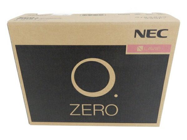 新品 【中古】 未使用 NEC LAVIE Direct HZ Hybrid ZERO GN276W/1A PC-GN276W1GA Win10 Pro 64 SSD 512GB Core i7 7500U 2.7GHz タブレット型 PC F3412843
