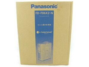 新品 【中古】 Panasonic FD-F06X2-N ふとん暖め乾燥機 ナノイー シャンパンゴールド 保証付き N2381394