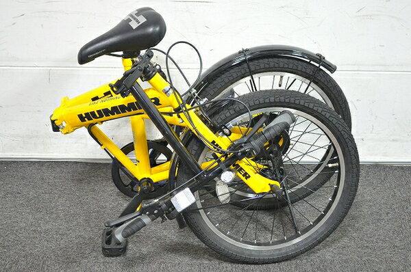 ... 自転車折りたたみ自転車ハマー