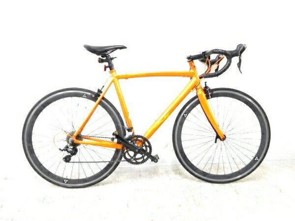 【】 フジルーベ カスタム ロード バイク 自転車 54cm  M2335605