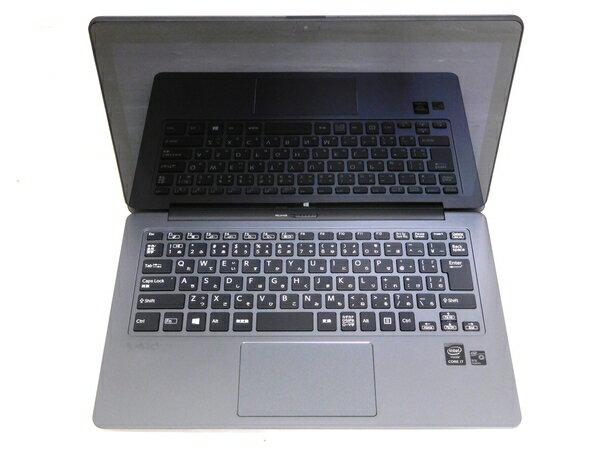���g�p �����X�^�[ PC �m�[�g VAIO Z VJZ13A1 i7-5557U Win10 SSD512GB ��p�P�[�X�L ������16GB ...