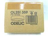 未使用 【中古】 ODELIC OL251 359 LED 小型 シーリングライト S2100499