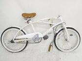 未使用 【中古】 TOPONE シティクルーザー CC20-48 自転車 20インチ K2114696