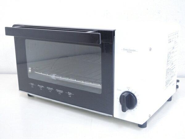 【中古】 ニトリ オーブン トースター MT08BLV 2012年製 N1427806