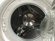 【中古】SHARPプラズマクラスタードラム式洗濯機ES-S70コンパクトタイプ【大型】T1716900