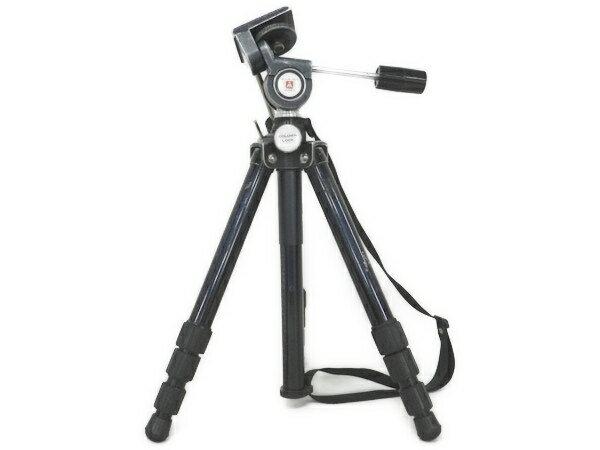 【中古】 QUICK SET HUSKY 三脚 雲台 三段 カメラ 機材 アクセサリー F2101859