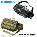 シマノ/SHIMANO XEFO・タフ ウエストバッグ M ...
