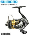 シマノ 20 ツインパワー C2000S[TWIN POWER C2000S]SHIMANO