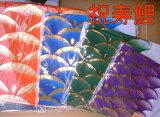 単品鯉のぼり 金箔ぼかしの鯉 祝寿0.8m【楽ギフ包装】【楽ギフのし宛書】