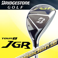 BRIDGESTONE GOLF [ブリヂストン ゴルフ] TOUR B JGR HY ユーティリティ AiR Speeder G for Utillity カーボンシャフトの画像