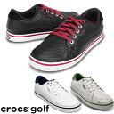 crocs GOLF [クロックス ゴルフ] DRAYDEN スパイクレス ゴルフ シューズ