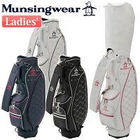 Munsingwear [マンシングウェア] レディース 軽量 キャディバッグ MQCNJJ02の画像