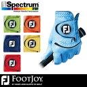 FOOTJOY [フットジョイ] FJ SpectrumFP [FJ スペクトラムFP] グローブ (左手用) FGFP